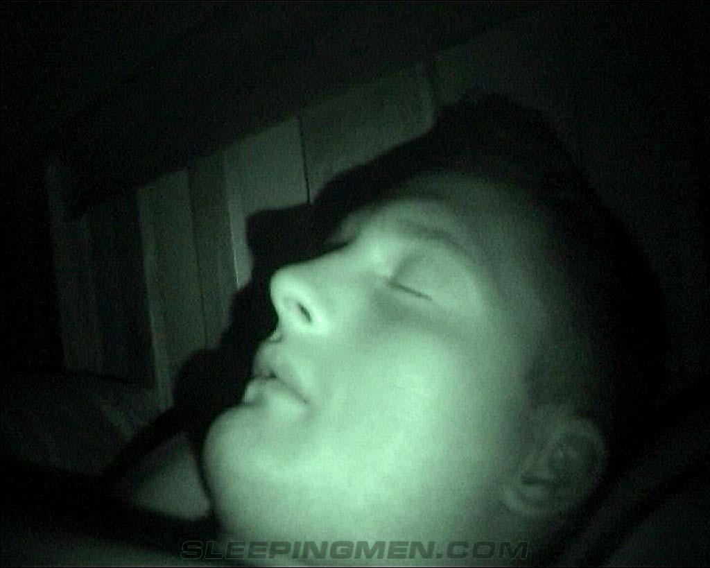 Men Sleeping Together Naked