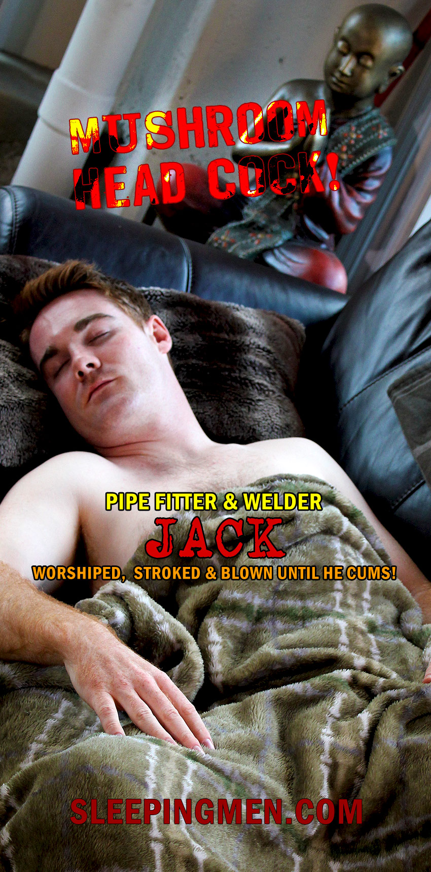 Men Sleeping