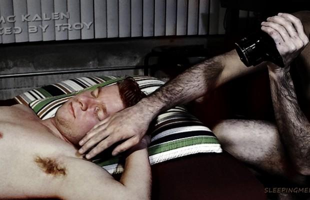 Sleeping Straight Men Naked