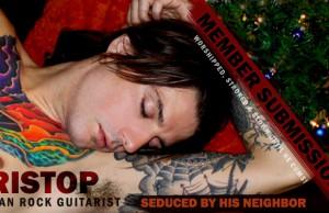Sleeping Rocker Guitarist
